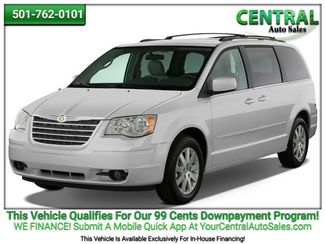 2008 Chrysler Town & Country LX   Hot Springs, AR   Central Auto Sales in Hot Springs AR