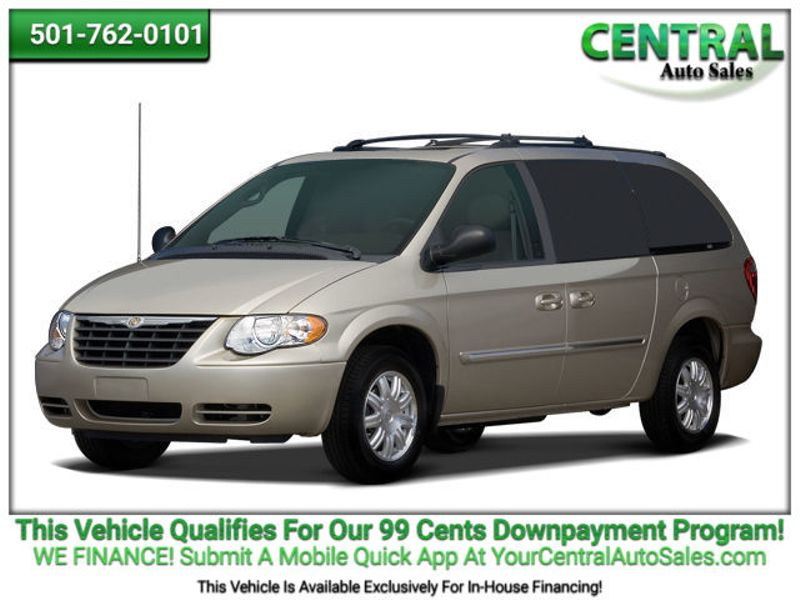 2008 Chrysler Town & Country Touring | Hot Springs, AR | Central Auto Sales in Hot Springs AR