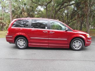 2008 Chrysler Town & Country Limited Wheelchair Van Handicap Ramp Van Pinellas Park, Florida 1