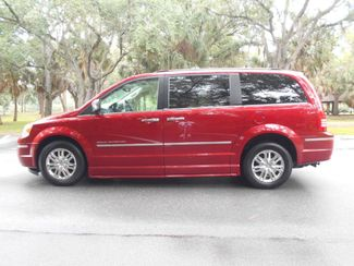2008 Chrysler Town & Country Limited Wheelchair Van Handicap Ramp Van Pinellas Park, Florida 2