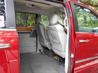 2008 Chrysler Town & Country Limited Wheelchair Van Handicap Ramp Van Pinellas Park, Florida 8