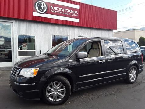 2008 Chrysler Town & Country Limited in