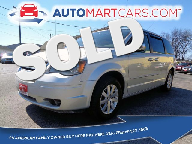 2008 Chrysler Town & Country Touring | Nashville, Tennessee | Auto Mart Used Cars Inc. in Nashville Tennessee