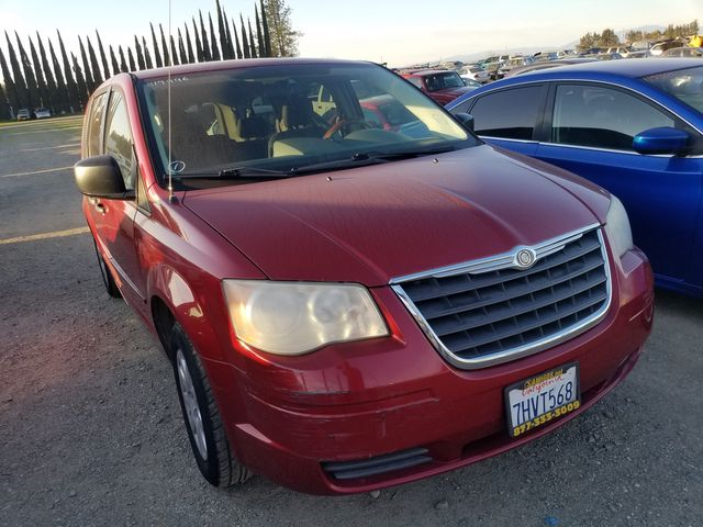 2008 Chrysler Town & Country LX in Orland, CA 95963