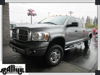 2008 Dodge 2500 Ram Laramie 4WD C/Cab 6.7L Diesel in Burlington WA, 98233