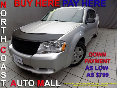 2008 Dodge Avenger As low as $799 DOWN in Cleveland, Ohio