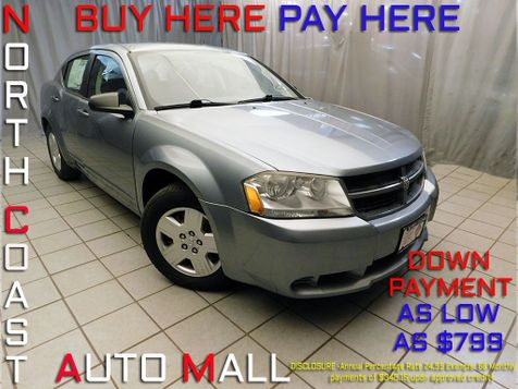 2008 Dodge Avenger SE in Cleveland, Ohio