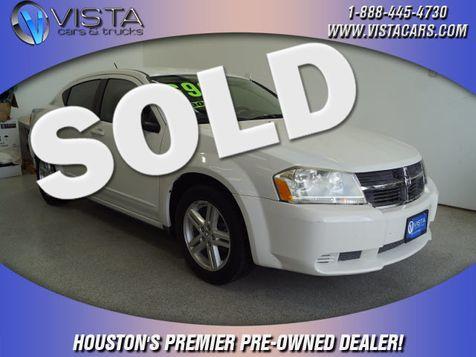 2008 Dodge Avenger SXT in Houston, Texas