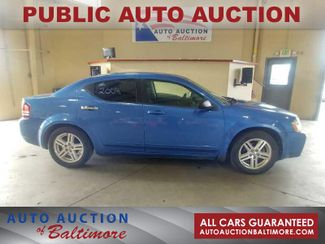 2008 Dodge Avenger SXT | JOPPA, MD | Auto Auction of Baltimore  in Joppa MD