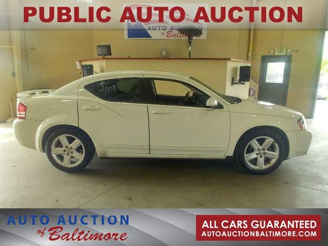 2008 Dodge Avenger R/T | JOPPA, MD | Auto Auction of Baltimore  in Joppa MD