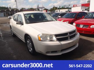 2008 Dodge Avenger SE Lake Worth , Florida 0