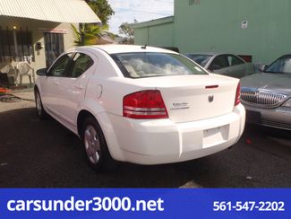 2008 Dodge Avenger SE Lake Worth , Florida 2