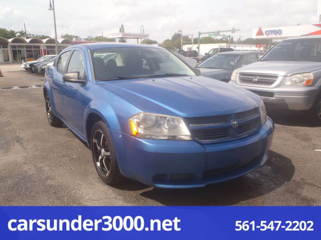2008 Dodge Avenger SE Lake Worth , Florida