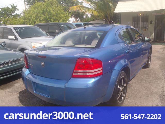 2008 Dodge Avenger SE Lake Worth , Florida 1