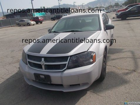 2008 Dodge Avenger SE in Salt Lake City, UT