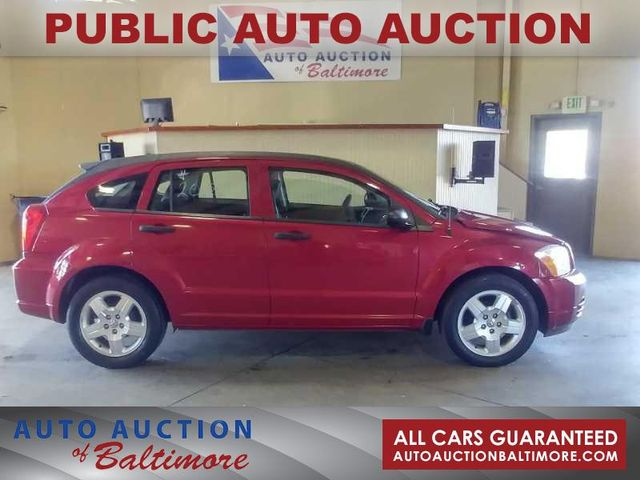 2008 Dodge Caliber SXT | JOPPA, MD | Auto Auction of Baltimore  in Joppa MD