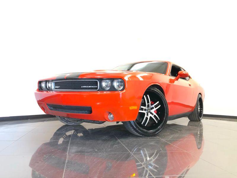 2008 Dodge Challenger *2008 Orange Pearl SRT8*6.1L V8*MUST SEE!* | The Auto Cave in Addison