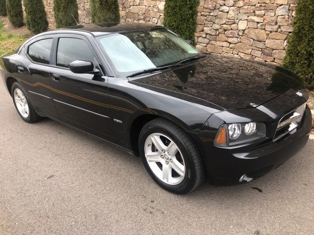 2008 Dodge-One Owner! 40 Service Records! Charger-HEMI V8 BUY HERE PAY HERE R/T