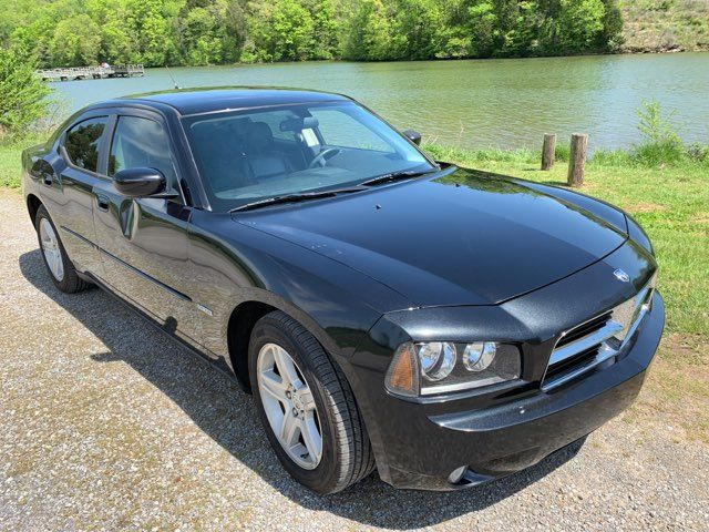 2008 Dodge-V8!!! Auto! Leather! Charger-R/T BUY HERE PAY HERE R/T-CARMARTSOUTH.COM
