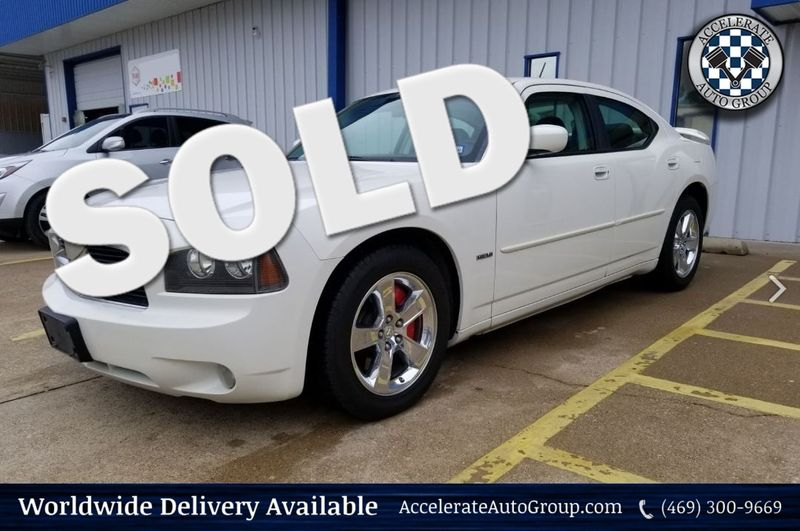 2008 Dodge Charger R/T in Rowlett Texas