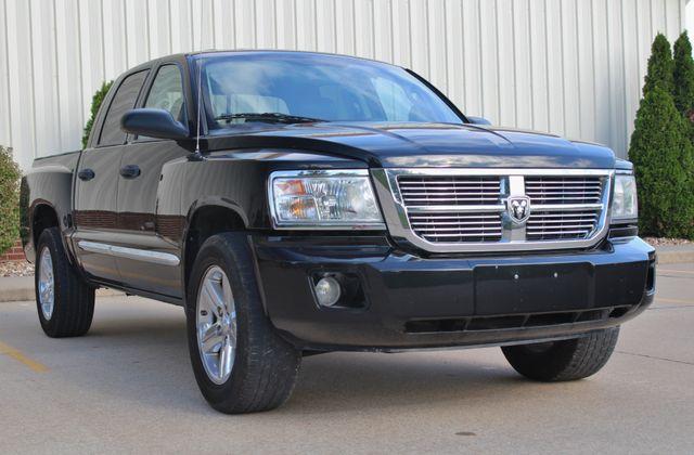 2008 Dodge Dakota Laramie