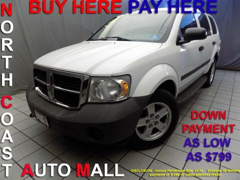 2008 Dodge Durango SXT As low as $799 DOWN in Cleveland, Ohio