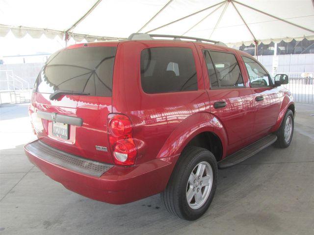 2008 Dodge Durango SLT Gardena, California 2