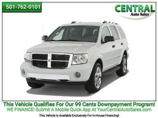 2008 Dodge Durango SLT | Hot Springs, AR | Central Auto Sales in Hot Springs AR