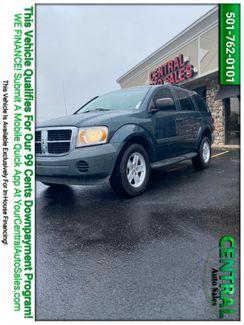 2008 Dodge Durango SXT | Hot Springs, AR | Central Auto Sales in Hot Springs AR