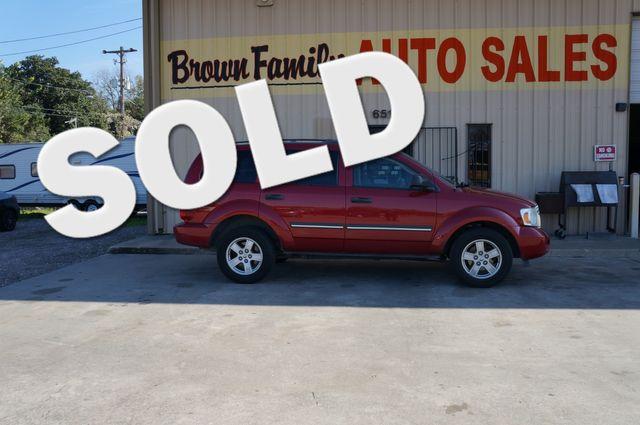 2008 Dodge Durango SLT | Houston, TX | Brown Family Auto Sales in Houston TX
