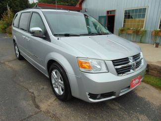2008 Dodge Grand Caravan SXT w/ Nav, Moon, Leather, DVD, Back up Camera Alexandria, Minnesota 1