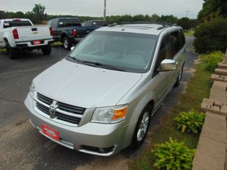 2008 Dodge Grand Caravan SXT w/ Nav, Moon, Leather, DVD, Back up Camera Alexandria, Minnesota 2