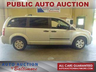 2008 Dodge Grand Caravan C/V    JOPPA, MD   Auto Auction of Baltimore  in Joppa MD