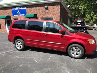 2008 Dodge Grand Caravan SXT handicap wheelchair accessible van Dallas, Georgia 10