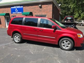 2008 Dodge Grand Caravan SXT handicap wheelchair accessible van Dallas, Georgia 11