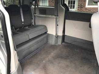 2008 Dodge Grand Caravan handicap wheelchair accessible rear entry van Dallas, Georgia 2