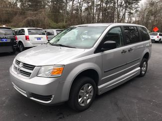 2008 Dodge Grand Caravan handicap wheelchair accessible rear entry van Dallas, Georgia 6