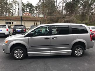 2008 Dodge Grand Caravan handicap wheelchair accessible rear entry van Dallas, Georgia 7