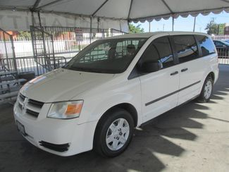 2008 Dodge Grand Caravan SE Gardena, California