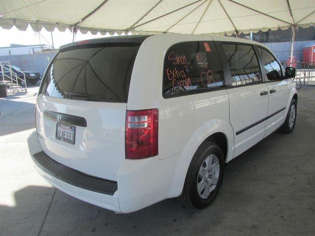 2008 Dodge Grand Caravan SE Gardena, California 2