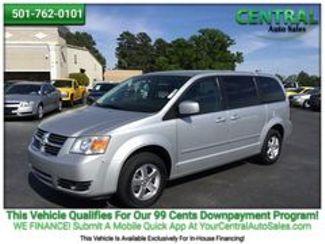 2008 Dodge Grand Caravan SXT   Hot Springs, AR   Central Auto Sales in Hot Springs AR