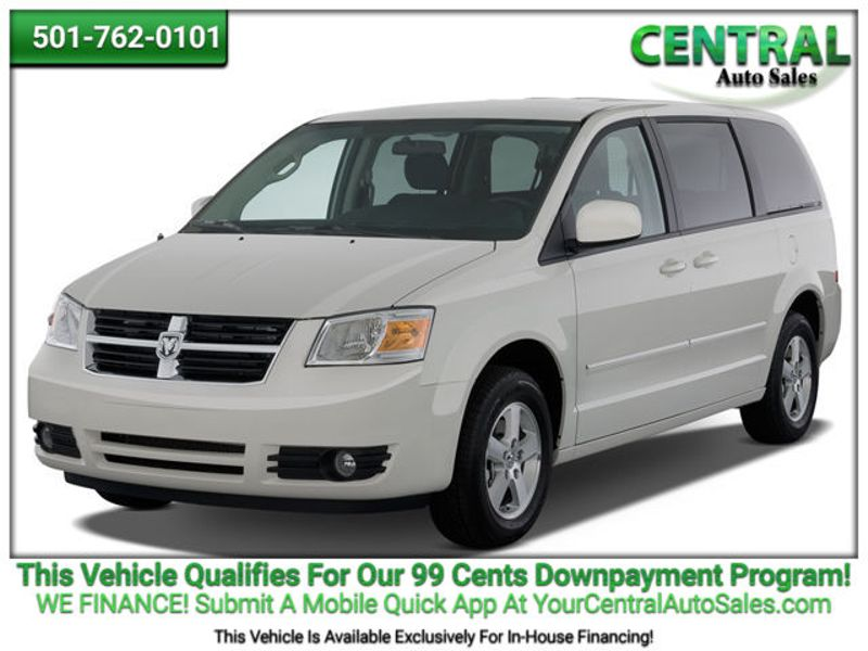 2008 Dodge Grand Caravan SE | Hot Springs, AR | Central Auto Sales in Hot Springs AR