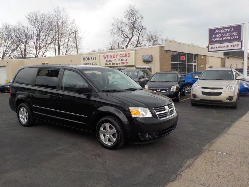 2008 Dodge Grand Caravan Sxt Roseville Mi Gregory J Auto Sales