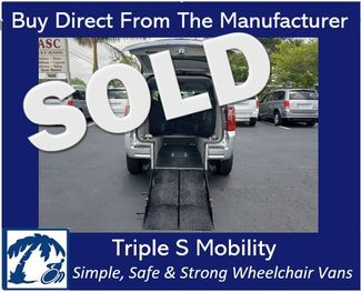 2008 Dodge Grand Caravan Se Wheelchair Van Handicap Ramp Van DEPOSIT Pinellas Park, Florida