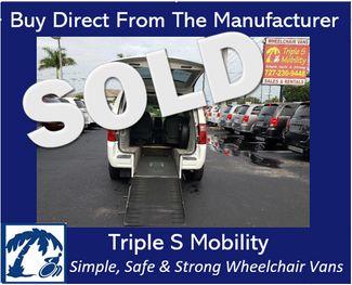 2008 Dodge Grand Caravan Sxt Wheelchair Van Handicap Ramp Van Pinellas Park, Florida