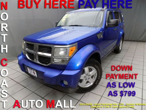 2008 Dodge Nitro SXT As low as $799 DOWN in Cleveland, Ohio