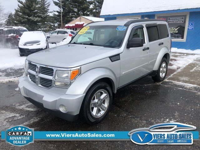 2008 Dodge Nitro SXT in Lapeer, MI 48446