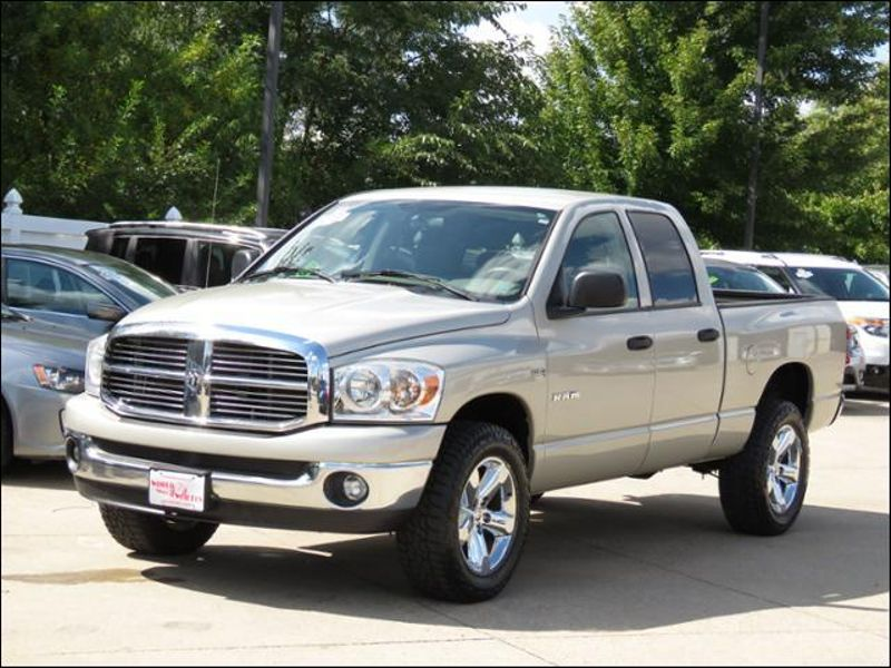 2008 Dodge Ram 1500 Big Horn 4WD 5.7 HEMI ONE OWNER! in Ankeny IA