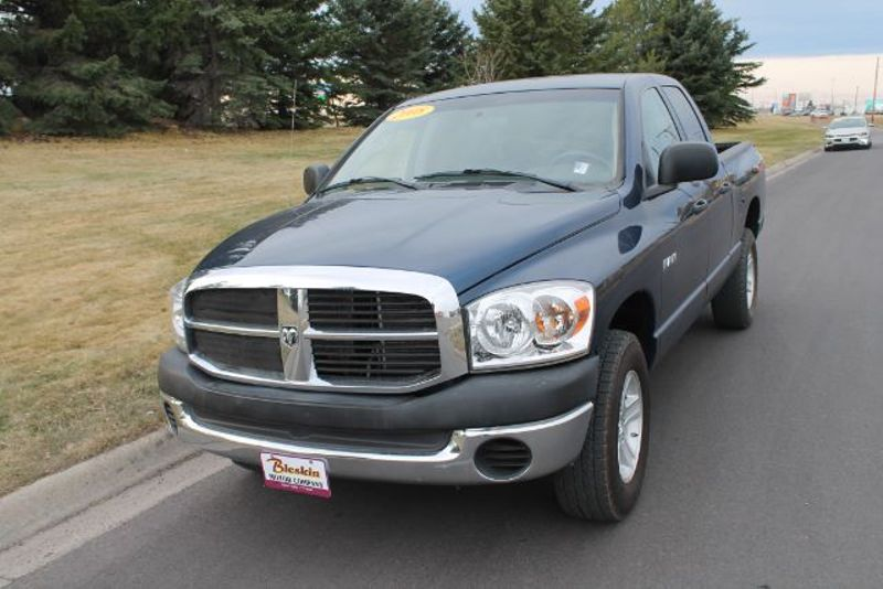 2008 Dodge Ram 1500 ST  city MT  Bleskin Motor Company   in Great Falls, MT