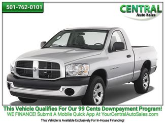 2008 Dodge Ram 1500 ST   Hot Springs, AR   Central Auto Sales in Hot Springs AR